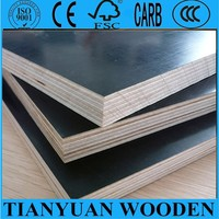Formwork Plywood/ Film Faced Shuttering Formwork Plywood/Waterproof plywood for Construction