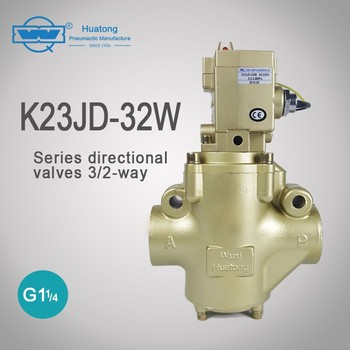 k23jd-32w 3/2-ways high dirt tolerance two-way control valves