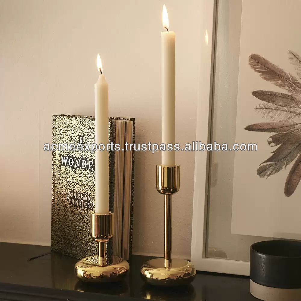 Brass Candle Holder Manufacturer From India