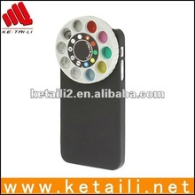 Special Lens & Filter Turret Kaleidoscope Hard Case for iPhone5g