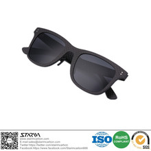 Light weight polarized carbon fiber sunglasses for Men driving