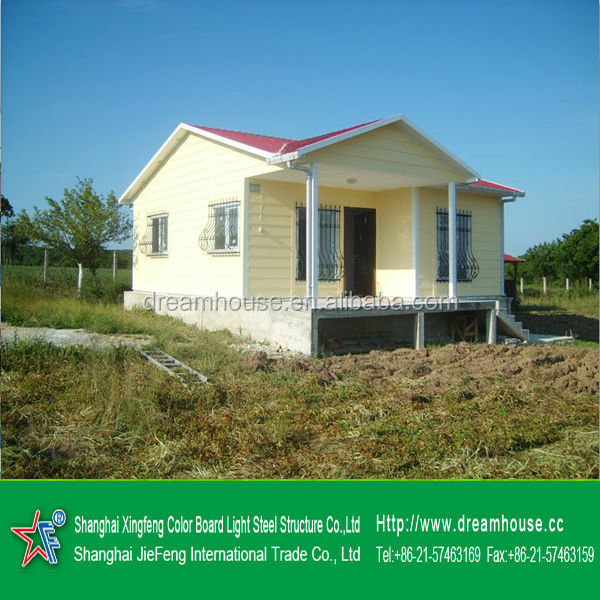 Prefabricated House/cheap new mobile homes/recording room ready