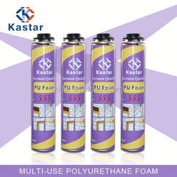 pu foam in aerosol for manufacturer