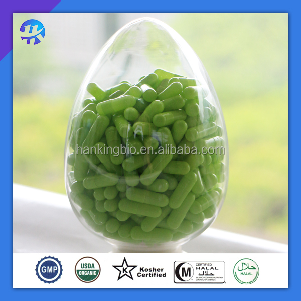 Pharmaceutical product empty pullulan capsules/vigorous blue and white capsules