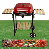Outdoor family party garden easily assembled barbecue grill for barbecue cooking