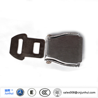 hot sale seat belt buckle for airplane