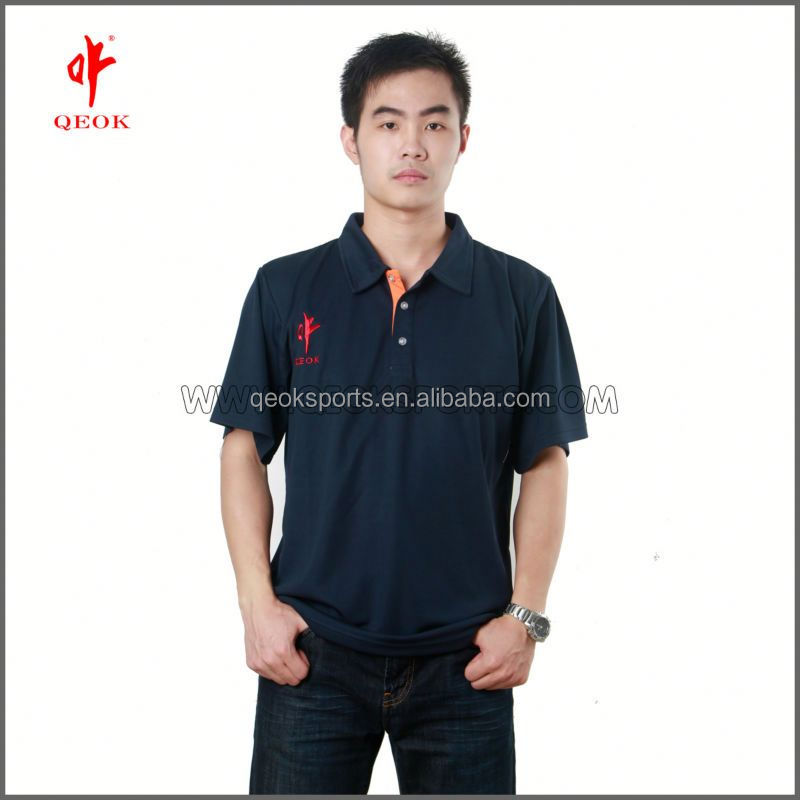 Newest Special pocket design polo shirt for women