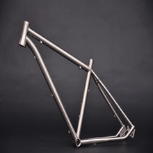 Hot selling strength titanium mountanin frame with high quality