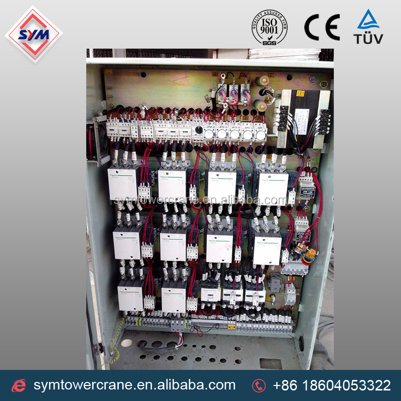 SCM control panel for tower crane spare parts