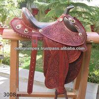 Dressage Andaluz Saddle - Premium Line From Iberosattel