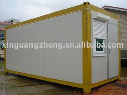 prefab shipping container homes/metal sheet house