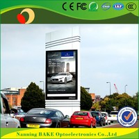 P7 outdoor smd billboard advertising video blue film indonesia led screen