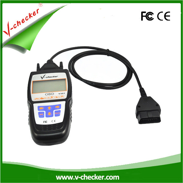 Current car key pin code reader made in China