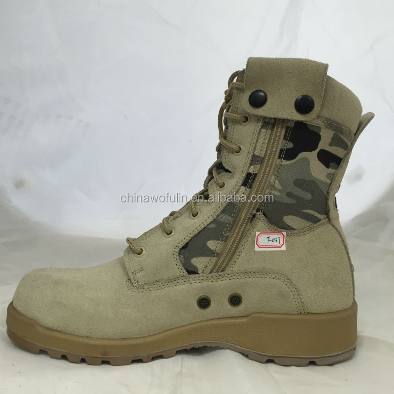 us army desert military boots men for summer safety shoes light weight