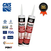 anti-fungus acetic silicone resin sanitary sealant