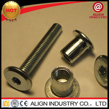 m30 hex flange bolt m24 anchor bolts carbon steel/stainless steel ahchor bolt