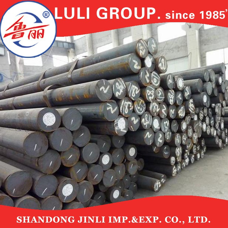Q235 42CrMo SAE 1045 4140 4340 8620 8640 5210 5140 ST37 good quality hot rolled alloy steel round bars