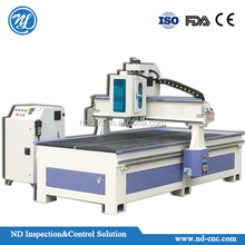 digital stone carving NDN1325 CNC router woodworking machine for cutting and engraving wood