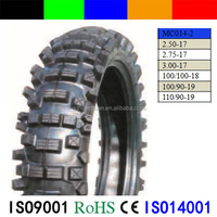 Cross-country motorcycle tyre motorcycle tyre 110/90-19 MC014-2