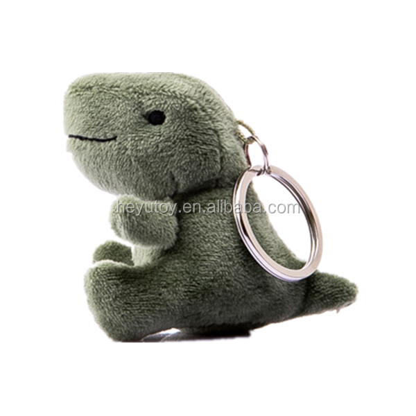 2016 Best selling stuffed and plush toy keychain/jumping animal shape toy/ children toy