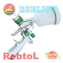 Get Rapid Adjustment On Paint Flow Air Spray Gun(Cup Size :600ml)----SGAY