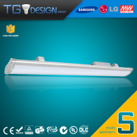 New Technology Meanwell Driver and LG LED Chip 60W 80W 100W 120W 150W 200W LED Linear High Bay Hanging Work Light