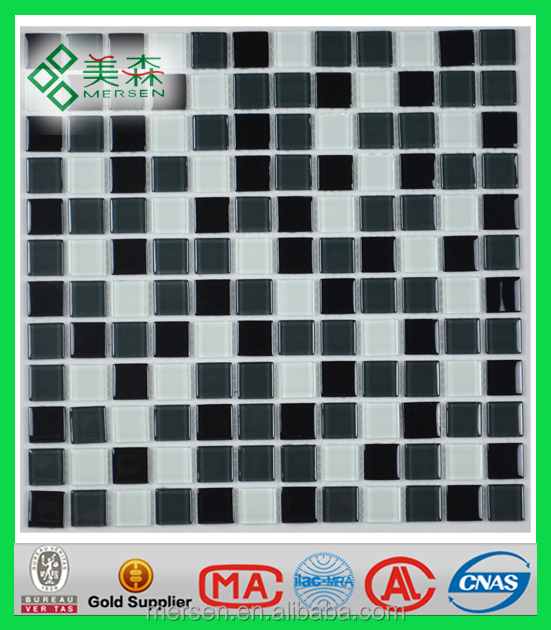 REFG premium glass mosaics handmade pattern kitchen backsplash tile mosaic