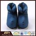 White Duck Down Shoes Down Slippers Indoor Duck Down Slippers