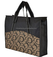 foldable customized eco custom cheap polyester tote shopping bags