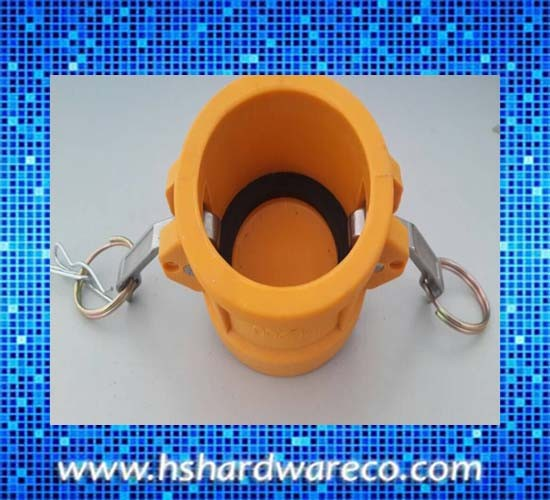 mould couping for water pipe fitting cam & groove coupling hose & coupling