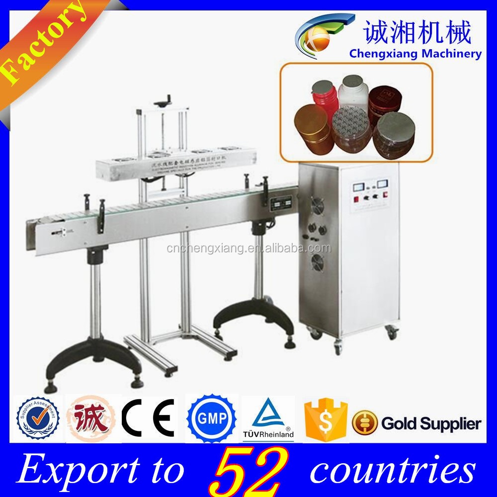 Alibaba TOP supplier Automatic induction aluminum foil sealing machine