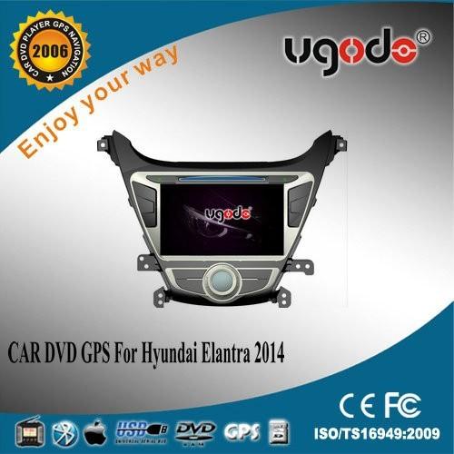 Whole sale CE certificate car dvd gps for hyundai elantra gps navigation