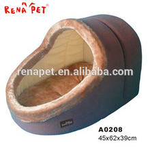 A0208 cheap handmade small pet dog beds dog house funny dog beds