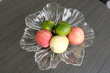 Hot Sales Dry Glass Fruit Tray