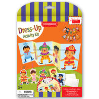 Dress Up Activity Kit - Occupation