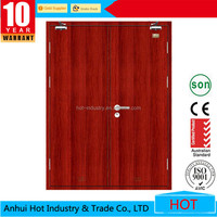 Popular Designs One And Half Leaf Exterior Door Fire rated Front Door Designs