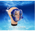 Hot Sell Professional and Comfortable Snorkel Mask Full Face for Teenager and Adult