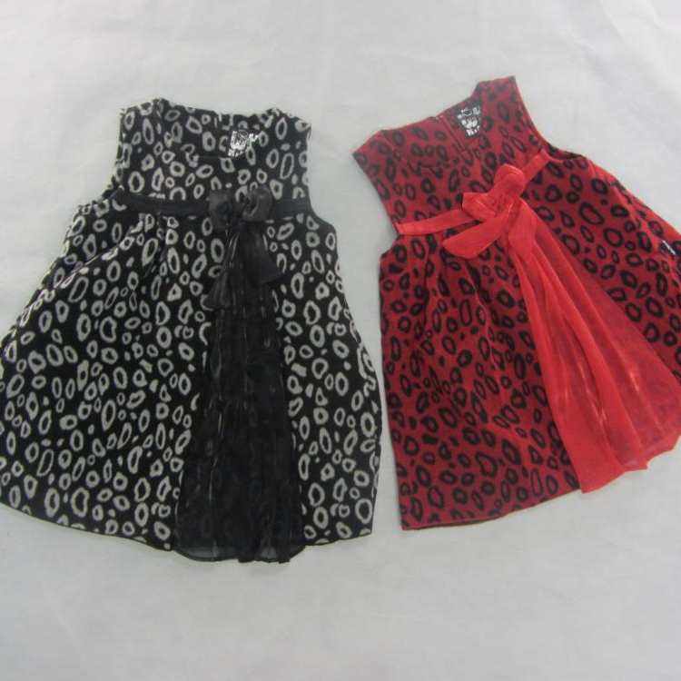 New fashion children Girl'sindian long skirts 03