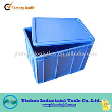 China wholesale industrial plastic box containers used for storage and transportation