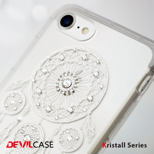 [DEVILCASE] Multi-Layer Printing Series--Kristall TPU/PC Mobile Phone Printing Case for iPhone, SONY, SAM SUNG
