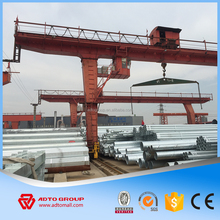 hot dip galvanized steel pipe size