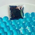 2018 Blue Color Water Beads Crystal Soil Orbeez Growing Toy