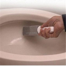 Multi-Purpose Pumice Stone Cleaning Stick with Handle for Toilet Bowl ring remover