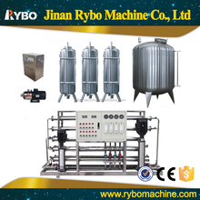 Automatic drinking water purification plant cost