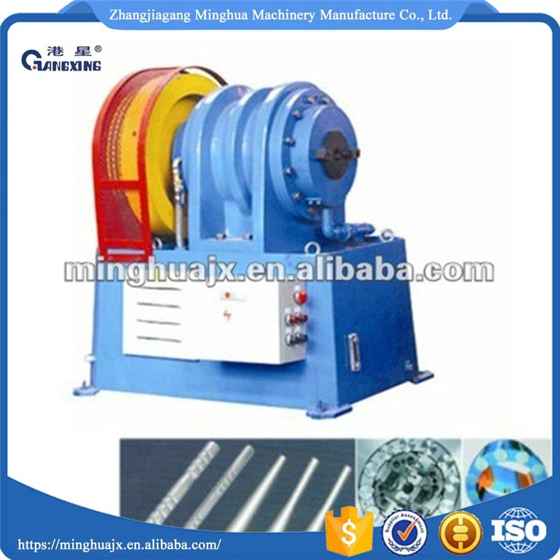 Taper pipe-end shaping machine