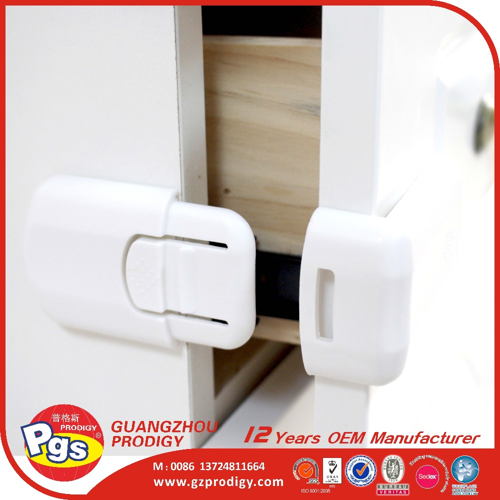 baby safety lock cabinet door magnetic door lock