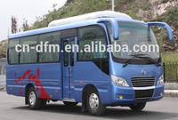 top brand Dongfeng 7m coach bus with best price
