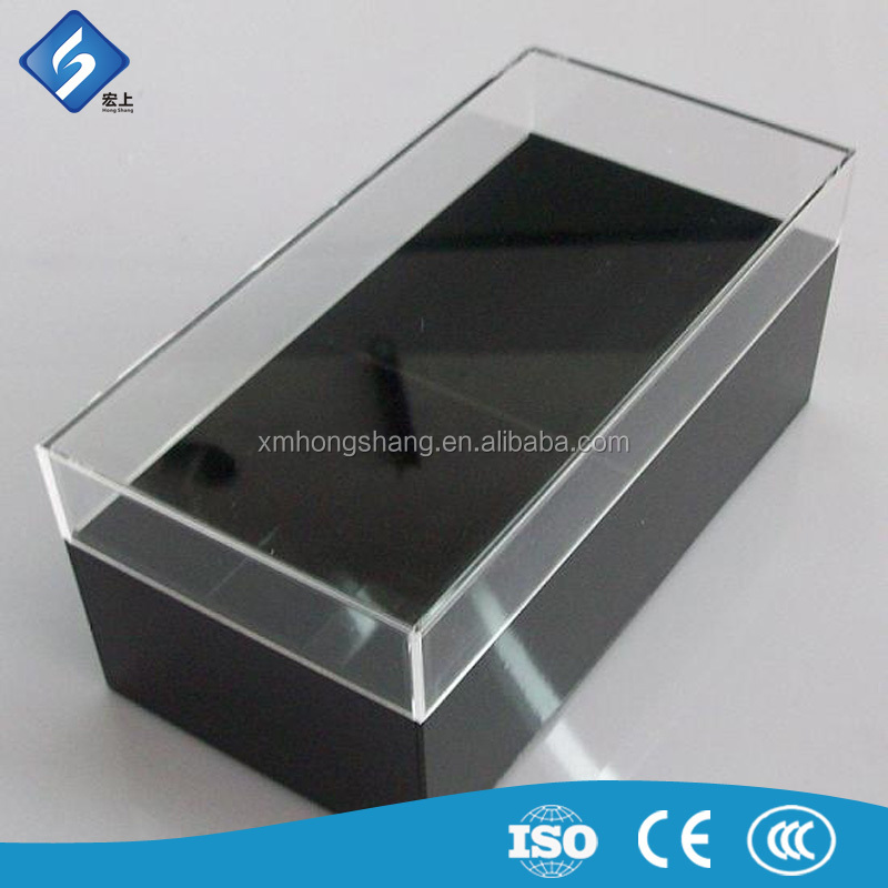 China manufacture lower price acrylic display case