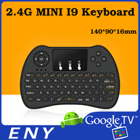 LCD 2.4g I9 mini ENY 2.4g Mini I9 Wireless Computer Laptop Keyboard For Andriod,Ios,Windows
