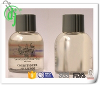 cream silk hair conditioner /disposable nice bath and body works hotel amenities